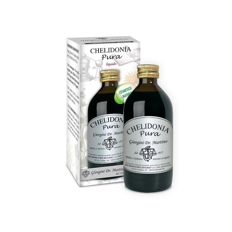 CHELIDONIA PURA 200 ml - Dr. Giorgini
