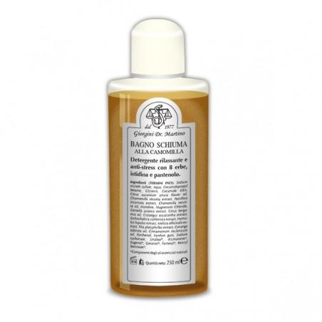 Bagno schiuma alla Camomilla (250 ml) - Dr. Giorgini