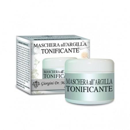 MASCHERA ALL'ARGILLA TONIFICANTE 100 ml - Dr. Giorgini