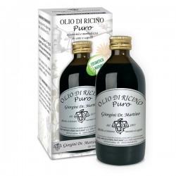 OLIO DI RICINO PURO 200 ml...