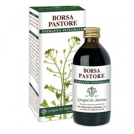 BORSA PASTORE ESTRATTO INTEGRALE 200 ml Liquido analcoolico - Dr. Giorgini