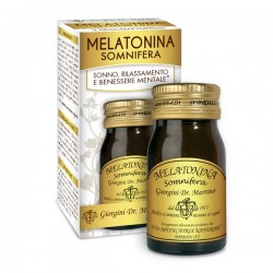 MELATONINA SOMNIFERA 60 pastiglie (30 g) - Dr....