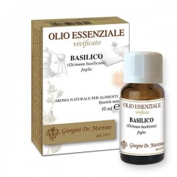 Basilico Olio Essenziale 10...