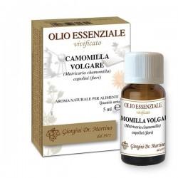 Camomilla Volgare Olio Essenziale 5 ml - Dr. Giorgini