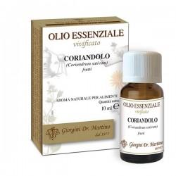Coriandolo Olio Essenziale 10 ml - Dr. Giorgini