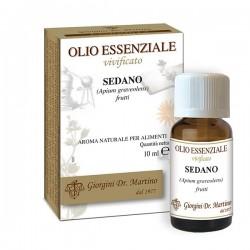 Sedano Olio Essenziale 10 ml - Dr. Giorgini
