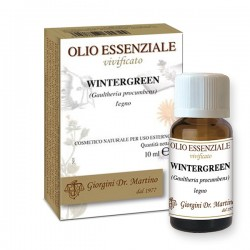 Wintergreen Olio Essenziale 10 ml - Dr. Giorgini