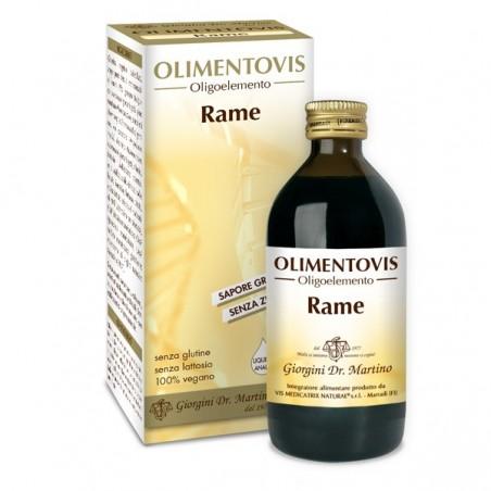 RAME Olimentovis 200 ml Liquido analcoolico - Dr. Giorgini