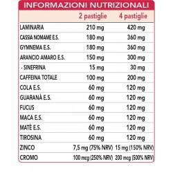 BRUCIA FAST - UOMO 60 pastiglie (48 g) - Dr. Giorgini