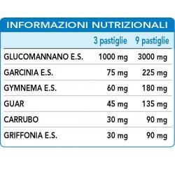 SAZIA FAST 90 pastiglie (45 g) - Dr. Giorgini