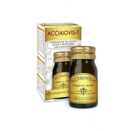 ACCIAIOVIS-T 60 pastiglie (30 g) - Dr. Giorgini