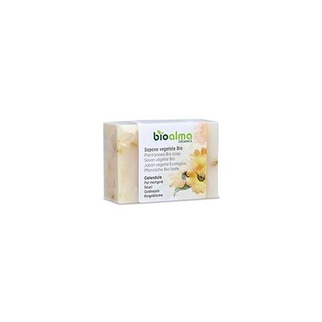 Sapone vegetale alla Calendula BIO (100 g) - Bioalma