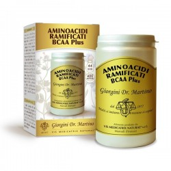 AMINOACIDI RAMIFICATI BCAA PLUS - VITAMINSPORT 400...