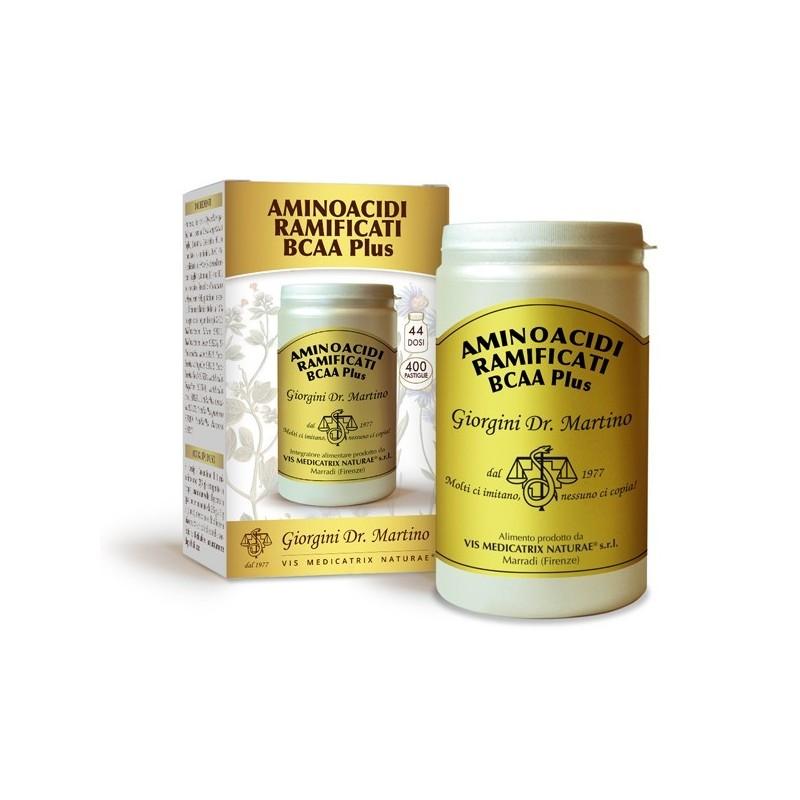 AMINOACIDI RAMIFICATI BCAA PLUS 400 pastiglie (200 g) - Dr. Giorgini