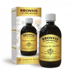 BRONVIS CON MIELE MILLEFIORI 500 ml liquido analcoolico...