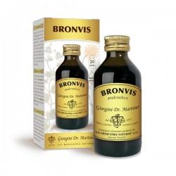 BRONVIS 200 ml liquido analcoolico - Dr. Giorgini