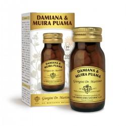 DAMIANA & MUIRA PUAMA 100 pastiglie (50 g) - Dr. Giorgini