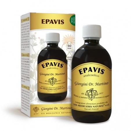 EPAVIS 500 ml liquido analcoolico - Dr. Giorgini