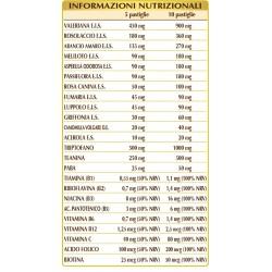 FEDERVIS 100 pastiglie (50 g) - Dr. Giorgini