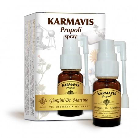 KARMAVIS PROPOLI Liquido alcoolico spray 15 ml - Dr. Giorgini