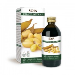 SOIA ESTRATTO INTEGRALE 200 ml Liquido analcoolico -...