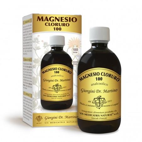 Magnesio Cloruro 100 liquido analcoolico (500 ml) - Dr. Giorgini