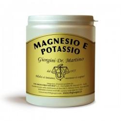 MAGNESIO E POTASSIO 360 g...