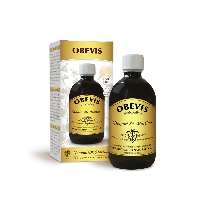 OBEVIS 500 ml liquido analcoolico - Dr. Giorgini