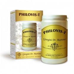 PHILOVIS-T 400 pastiglie (200 g) - Dr. Giorgini
