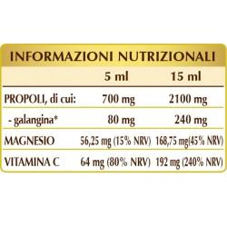PROPOLVIS 100 ml liquido alcoolico - Dr. Giorgini