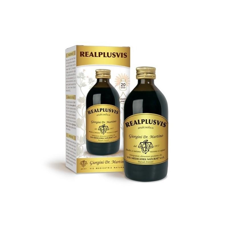 Realplusvis 200 ml liquido analcoolico - Dr. Giorgini