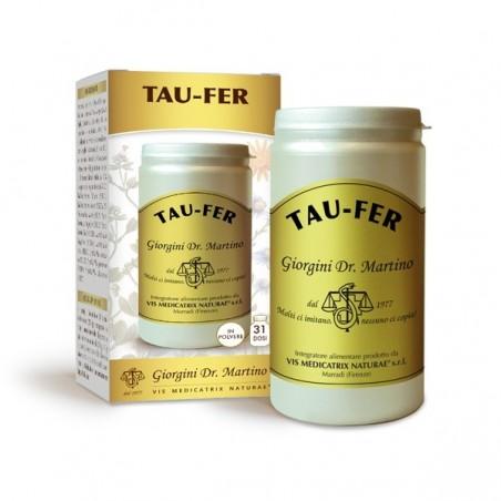 TAU-FER 100 g polvere - Dr. Giorgini