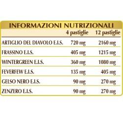 URICEMIC CONTROL PLUS 80 pastiglie (40 g) - Dr. Giorgini