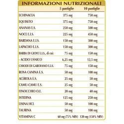 VITA SANA 100 pastiglie (50 g) - Dr. Giorgini