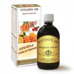 VITAMIN 100 liquido analcoolico 500 ml - Dr. Giorgini