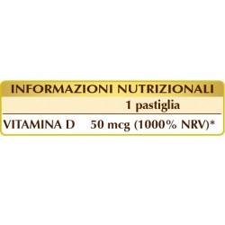 VITAMINA D PURA 60 pastiglie (30 g) - Dr. Giorgini