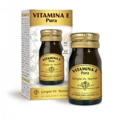 VITAMINA E PURA 60 pastiglie (30 g) - Dr. Giorgini