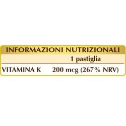 VITAMINA K2 60 pastiglie (30 g) - Dr. Giorgini