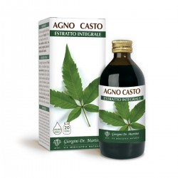 AGNO CASTO ESTRATTO INTEGRALE 200 ml Liquido...