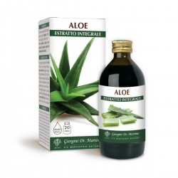 ALOE ESTRATTO INTEGRALE 200 ml Liquido analcoolico -...