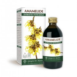 AMAMELIDE ESTRATTO INTEGRALE 200 ml Liquido analcoolico...