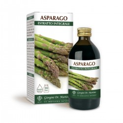 ASPARAGO ESTRATTO INTEGRALE 200 ml Liquido analcoolico...