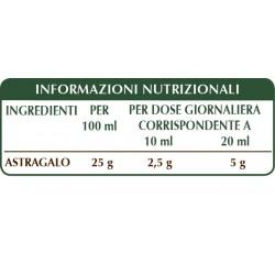 ASTRAGALO ESTRATTO INTEGRALE 200 ml Liquido analcoolico - Dr. Giorgini