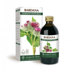 BARDANA ESTRATTO INTEGRALE 200 ml Liquido analcoolico -...