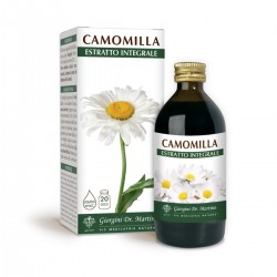 CAMOMILLA ESTRATTO INTEGRALE 200 ml Liquido analcoolico...
