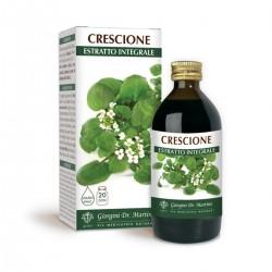CRESCIONE ESTRATTO INTEGRALE 200 ml Liquido analcoolico...