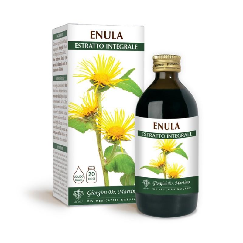 ENULA ESTRATTO INTEGRALE 200 ml Liquido analcoolico - Dr. Giorgini