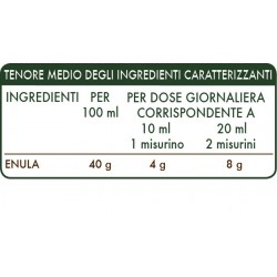 EPILOBIO ESTRATTO INTEGRALE 200 ml Liquido analcoolico - Dr. Giorgini