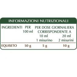 EQUISETO ESTRATTO INTEGRALE 200 ml Liquido analcoolico - Dr. Giorgini