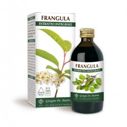 FRANGULA ESTRATTO INTEGRALE 200 ml Liquido analcoolico...